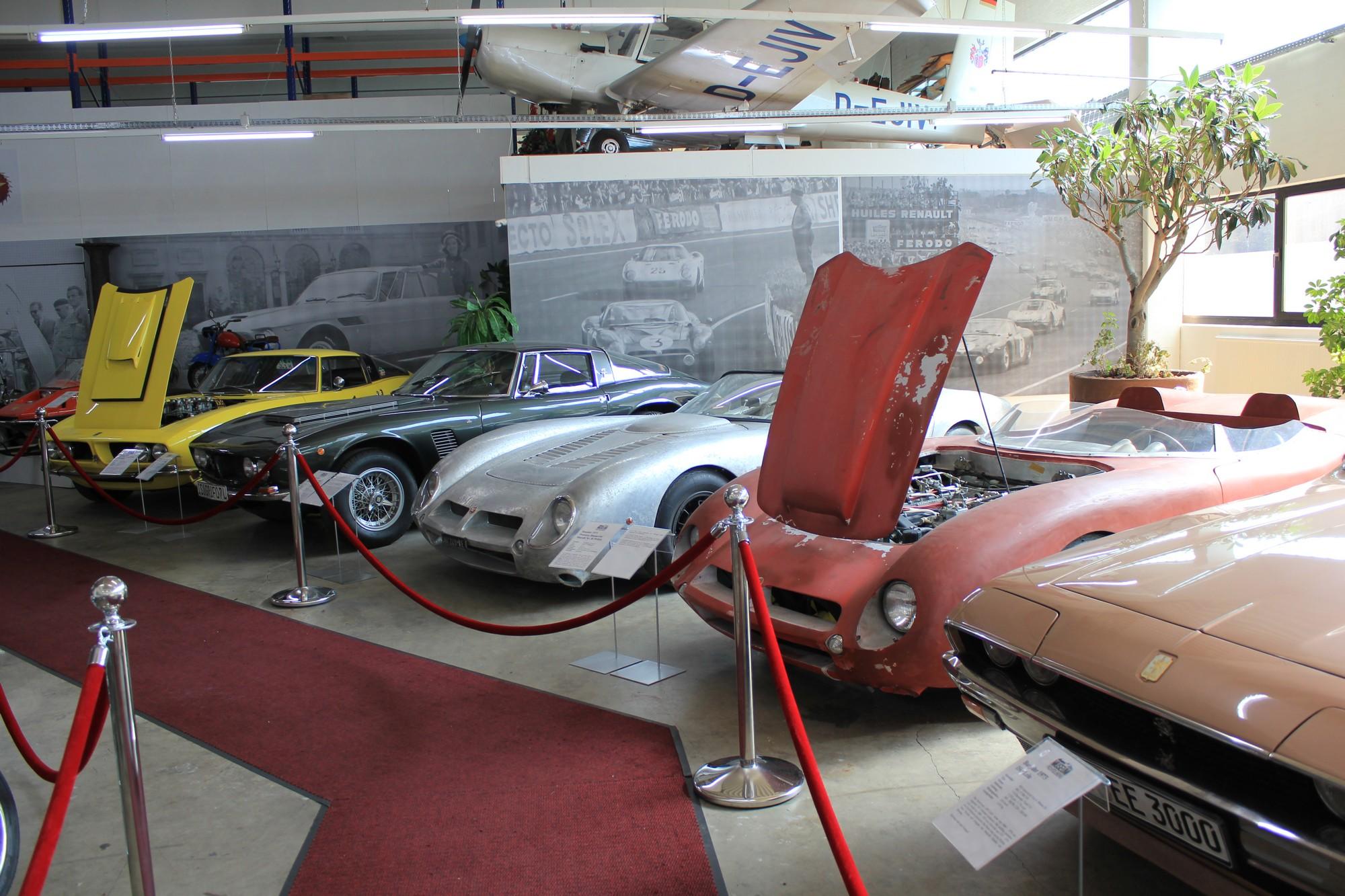 Automobilmuseum Fichtelberg