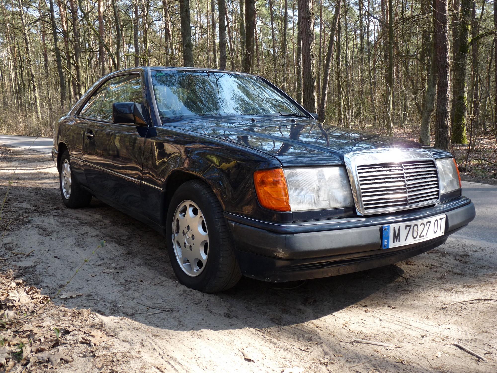 Mercedes 320 CE