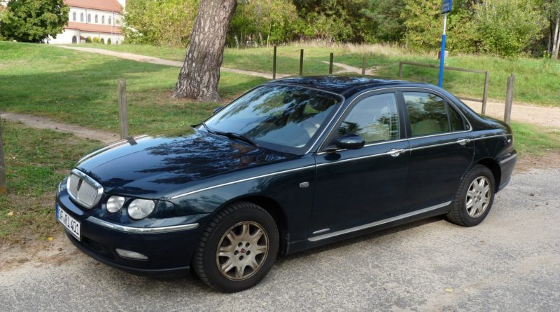 Rover 75 test