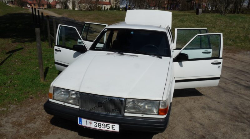 Volvo 940 2.0 turbo